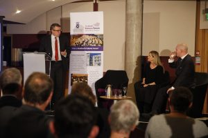 Adam Tomkins MSP, as a Futures Forum director hosts the Scotland's Futures Forum event, Scotland in 2030: our economy in 2030. The event was held at the Scottish Parliament on 3 October 2017