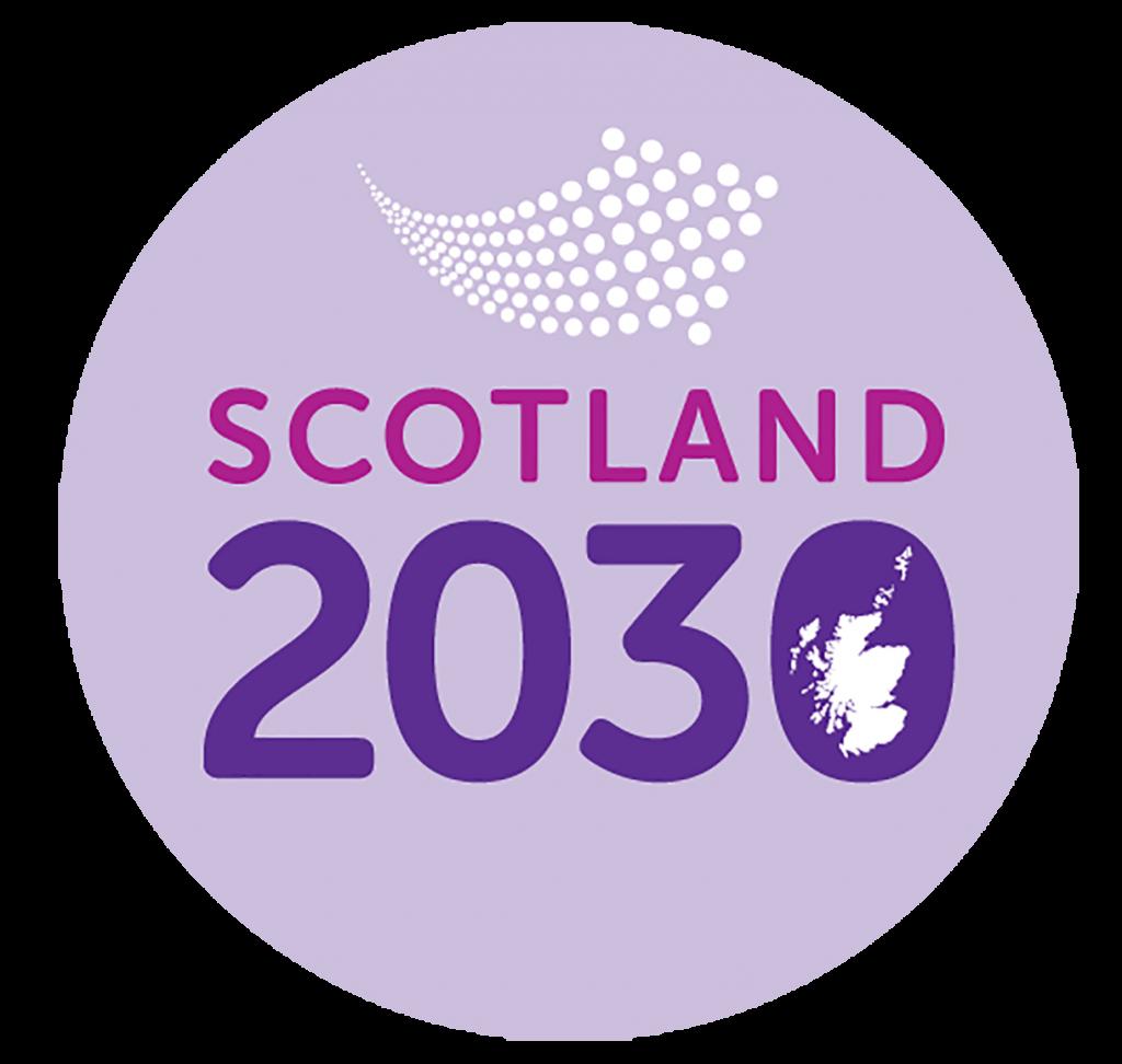 Scotland 2030 Logo