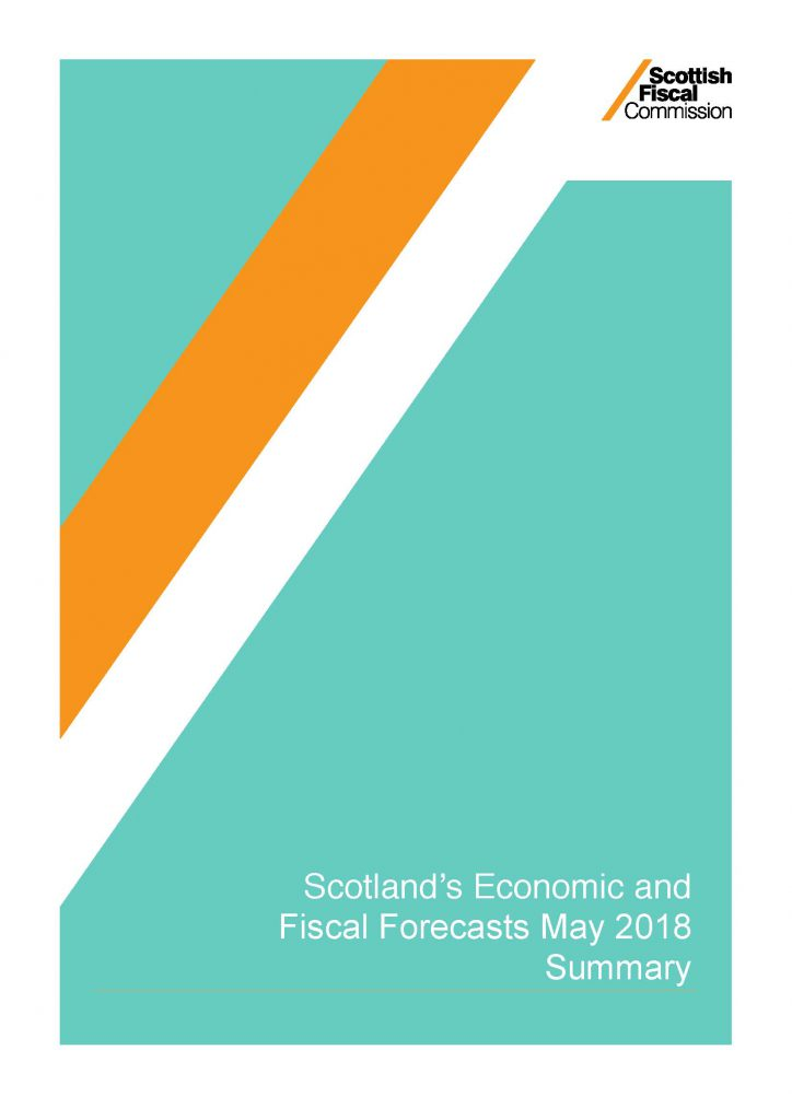 Scottish Fiscal Commission Forecasts - May 2018