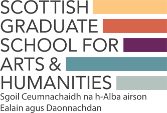 Scottish Graduate School for Arts and Humanities logo