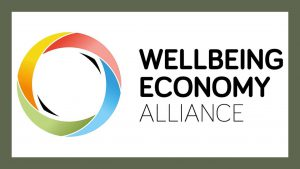 Logo of Wellbeing Economy Alliance