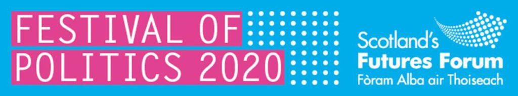 Logo for 2020 Festival of Politics